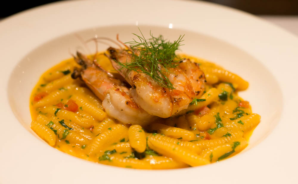 cavatelli shrimp