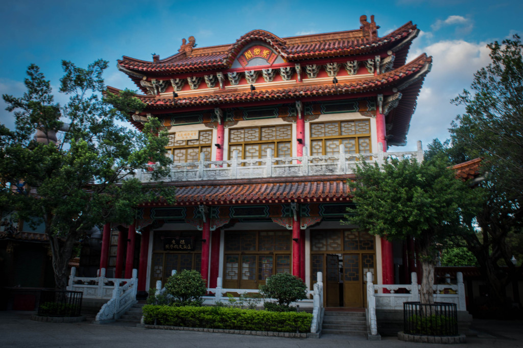 bao an temple