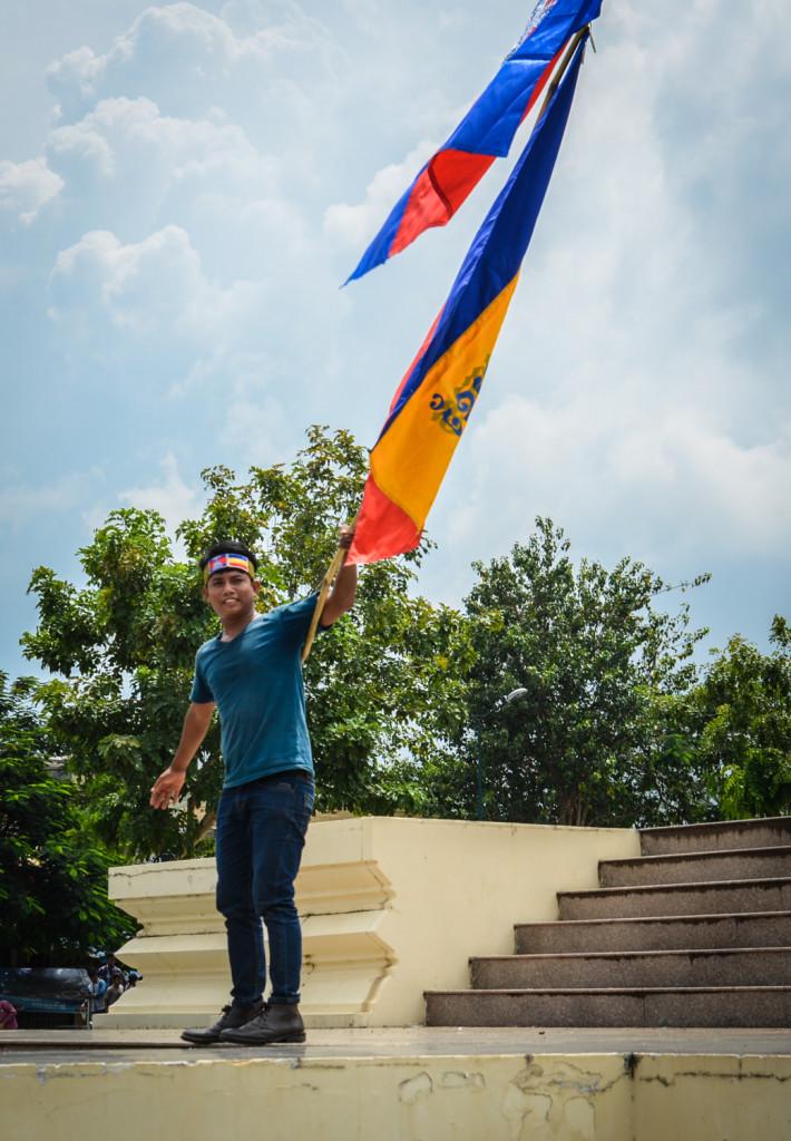 anti vietnam kid colors
