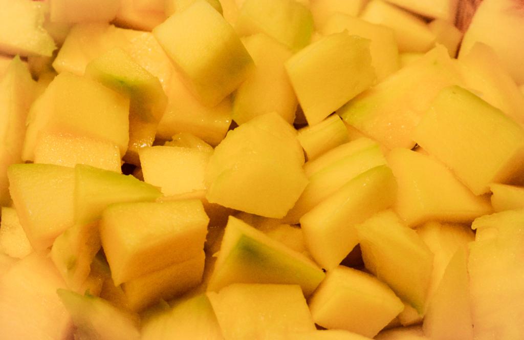 mango chunks detail 2